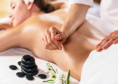 Massage pour femmes